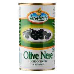 Оливки черные Varia Gusto Olive Nere 350 г