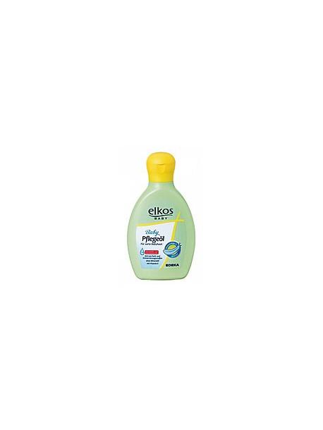 Масло для младенцев Elkos Baby Pflegeöl 250 ml Германия.
