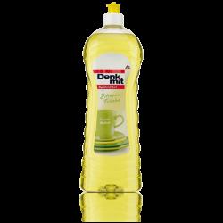 """Средство для мытья посуды Denkmit """"Лимон"""", 1 л Германия."""