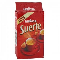 Кофе молотый Lavazza suerte 250 г Италия.
