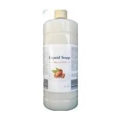 Жидкое мыло Liquid soap almond milk 1000 мл