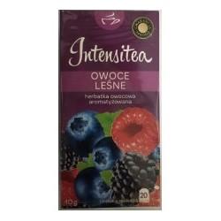 Чай пакетированный INTENSITEA Лесные ягоды 20пак.