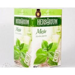 """Чай на основе мяты """"HERBARIUM MIETA"""" 30 пак."""