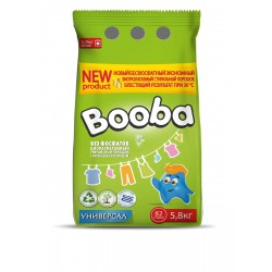 Стиральный порошок Booba Универсал 5800 г