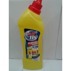 Средство для унитаза WC-FIX Lemon 3in1
