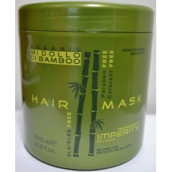 Маска для волос Professional Imperity hair mask mi dollo di bamboo 1000 мл