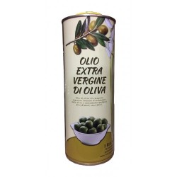 Оливковое масло Olio Extra Vergine di Oliva 1л.Италия.