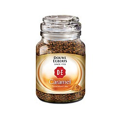 Кофе растворимый гранулированный Douwe Egberts Карамель, 95г