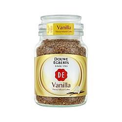 Кофе растворимый гранулированный Douwe Egberts Ваниль, 95г