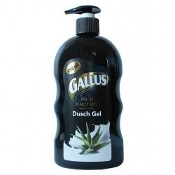 Гель для душа Gallus Milch&Aloe Vera, 650 мл Германия.