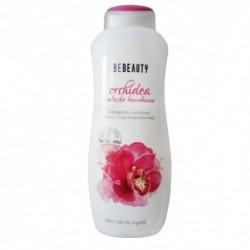 """Гель-крем для душа """"BeBeauty"""" Orchidea i Mleczko Bawelniane (Орхидея и хлопковое молоко), 1.5 л"""