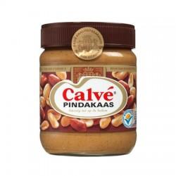 Арахисовая паста (масло) Calve pindakaas 350г