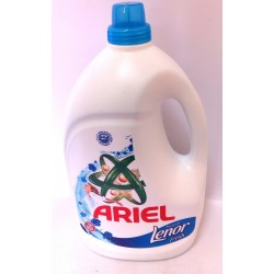Гель для стирки Ariel Lenor Fresh 3L 50 стирок