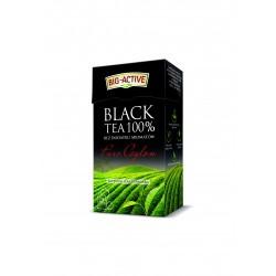 Big-Active Черный чай  100% Pure Ceylon,100г