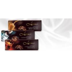 Шоколад Premium luxima czekolada z nadzieniami o smaku grzanca 265g