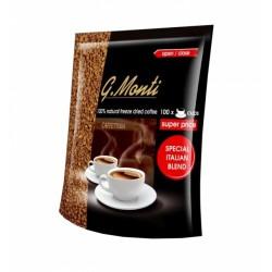 Кофе растворимый G.Monti caffetteria 200гр