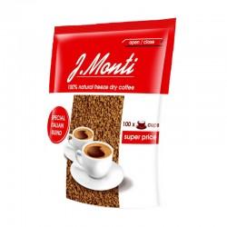 Кофе растворимый G.Monti red 200г.