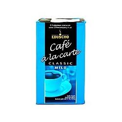 Кофе молотый EDUSCHO Naturmild Classic Mild 500г