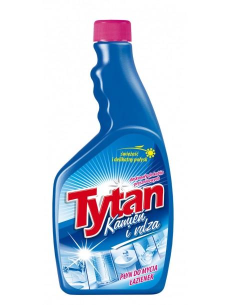 Средство для чистки Tytan 500 мл запаска для ванны