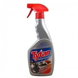 Средство для чистки Tytan 500 мл антипригар распылитель