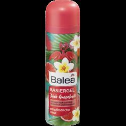 Гель для бритья для женщин Balea Rasiergel грейпфрут 150ml