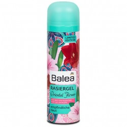 Гель для бритья женский Balea Balea Rasiergel Winter LE Oriental Flower - 150 мл