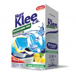 Таблетки для посудомоечных машин Herr Klee, 102 шт