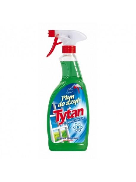 Средство для мытья стекол Tytan(нанотехнология), 750мл