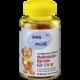 Витамины для детей мишки DAS gesunde PLUS Multivitamin-Barchen Fruchtgummis, 60 St