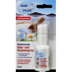 DAS gesunde PLUS Hals- und Rachenspray, спрей для горла 30 ml