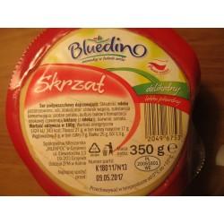Сыр твердый Skrzat Bluedino 350 г. Польша.