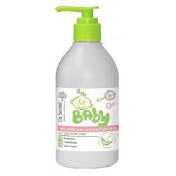 Увлажняющее молочко для тела Dr. Sante Baby