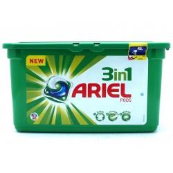 Капсулы для стирки Ариэль 38 шт / Ariel 3 in 1 PODS