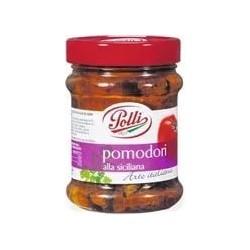 Вяленые томаты по Сицилийски POLLI Pomodori Alla Siciliana 285г