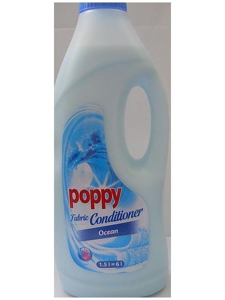 Кондиционер Poppy Fabric Conditioner Ocean 1.5L.