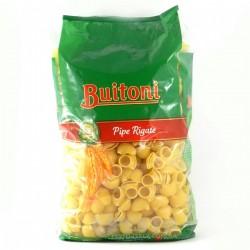 Макарони Buitoni Pipe Rigate 1кг Италия
