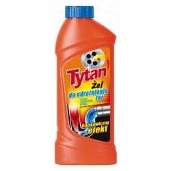 TYTAN активный гель для чистки канализационных труб, 1л