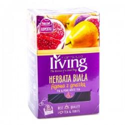 Чай белый – инжир с грушей Irving 20пак.