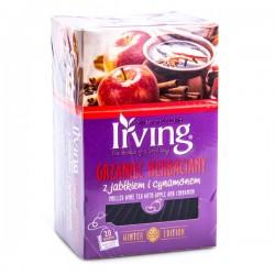 Чай черный глинтвейн – с яблоком и корицей Irving 20пак.