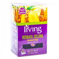 Чай зелений – ананасовий Irving 20пак.