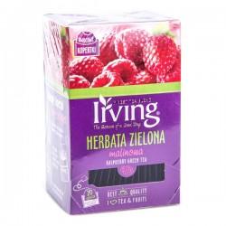 Чай зеленый – малина Irving 20пак.