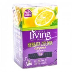 Чай зеленый – лимон Irving 20пак.