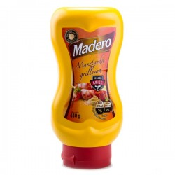 Горчица Madero Mustarda Grillowa 450 г.