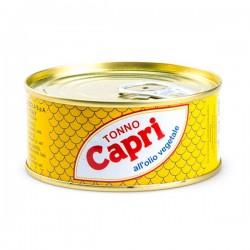 Тунец Capri Tonno All'Olio Vegetale 160г.