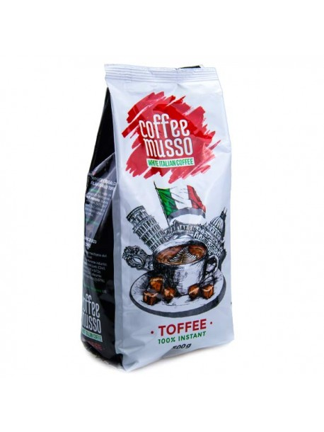 Кофе с молоком Coffee Musso White Italian Coffee 500г.