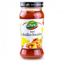 Соус томатный Lowicz Sos Slodko-Kwasny 500г.