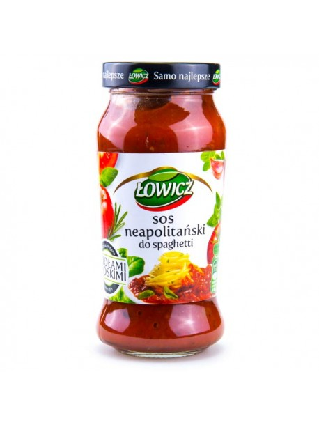 Соус томатный Lowicz Sos Neapolitanski 500г.