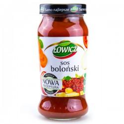 Соус томатный Lowicz Sos Bolonski 500г.