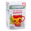 Чай травяной Herbarium Na Zdrowe gardło 20 пакетов