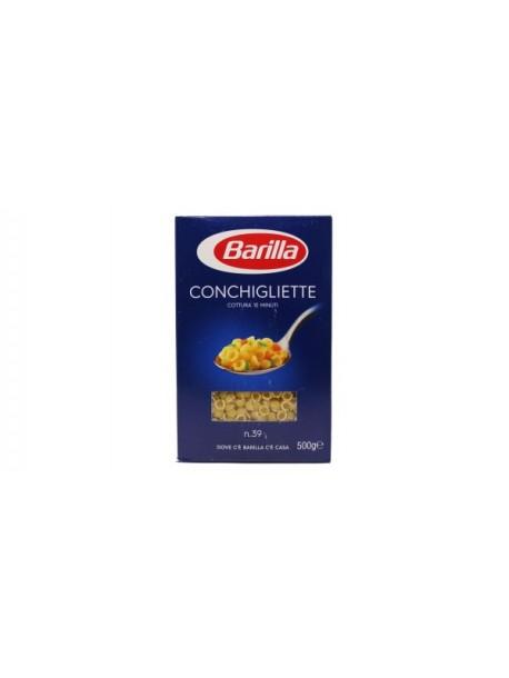 Макароны Barilla Conchigliette n.39 Италия